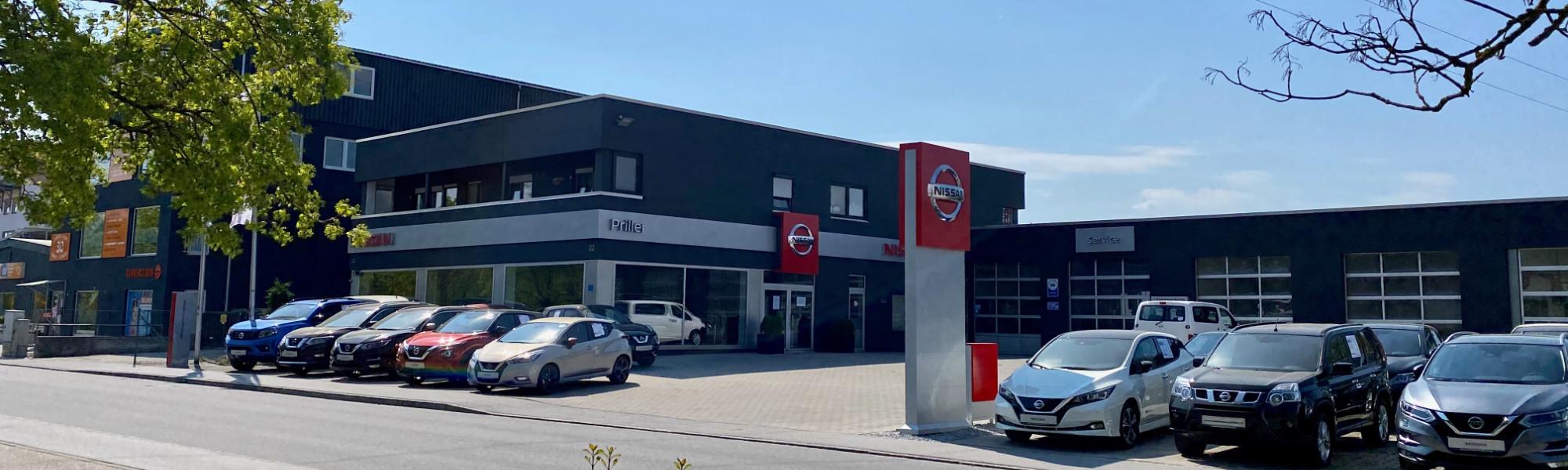 Umbau Ergolding – Unser Autohaus erstrahlt im neuen Glanz!