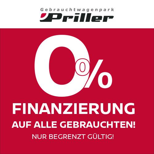 0% Finanzierung auf unseren kompletten Gebrauchtwagenbestand!